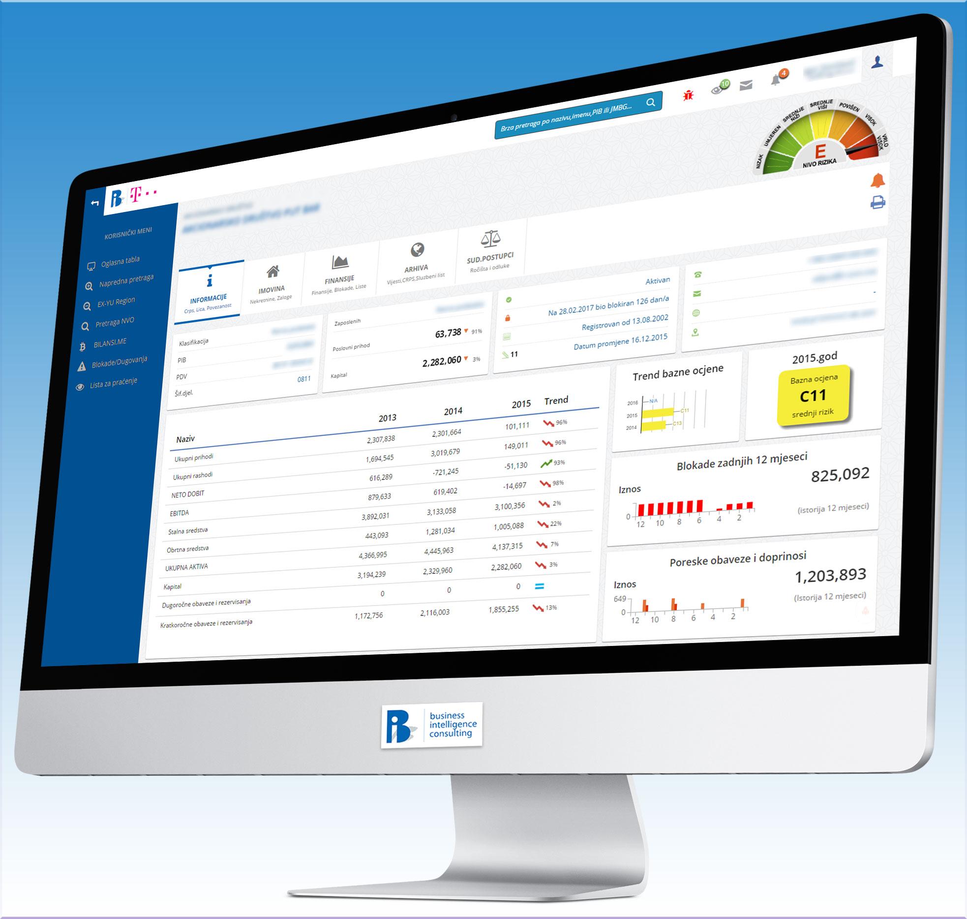 Predstavljen novi dizajn BInfo.me poslovnog portala